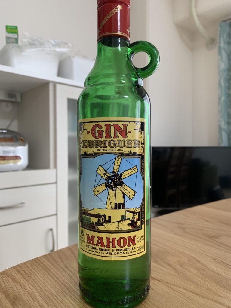 ボタニカル1種類で作られた珍しいショリゲルジンのボトル